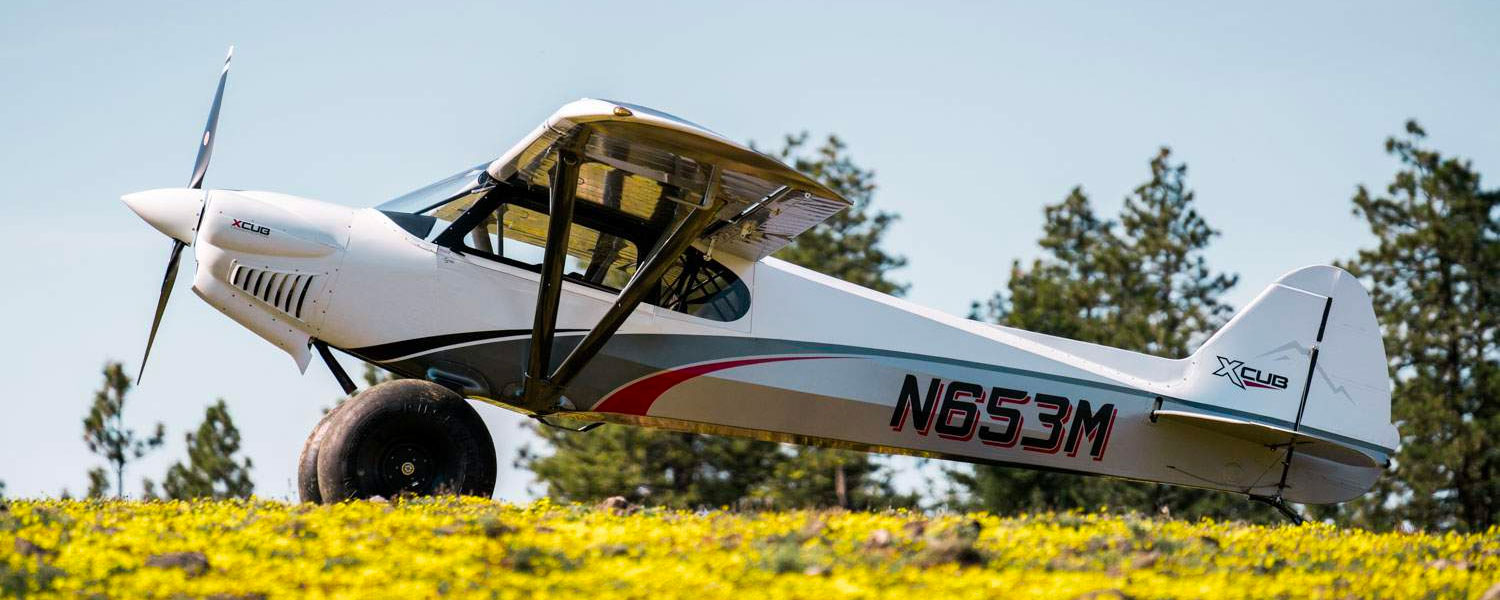 CUBCRAFTERS RECEIVES EASA CERTIFICATION FOR XCUB – CubCrafters Europe